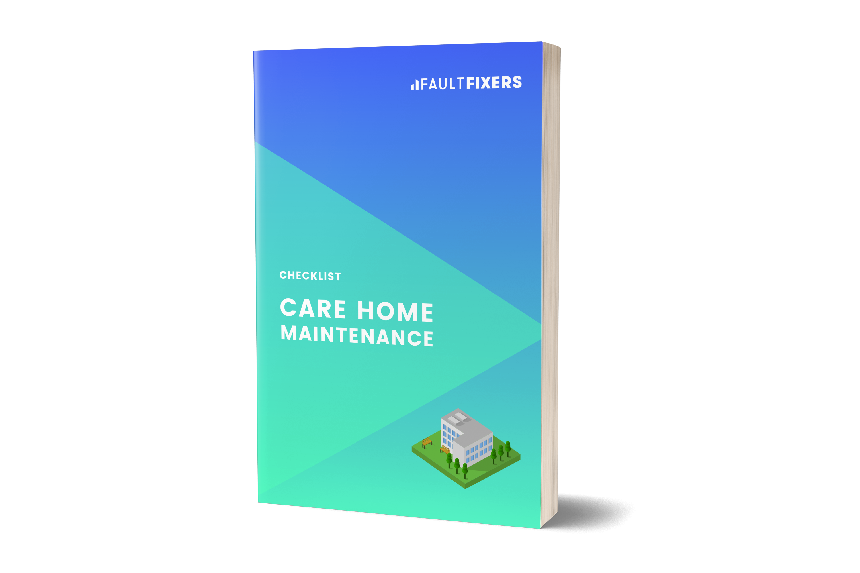 Care Home Maintenance Checklist